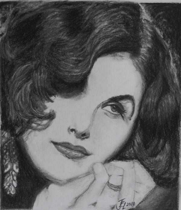 Sherilyn Fenn by artlife